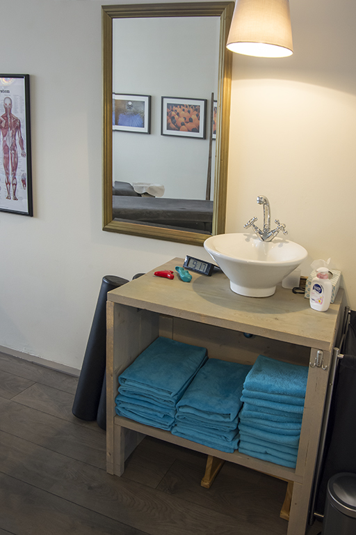Massagepraktijk Bas Purmerend Manuele Therapie